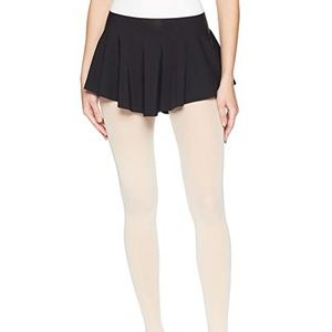 Black capezio circle skirt